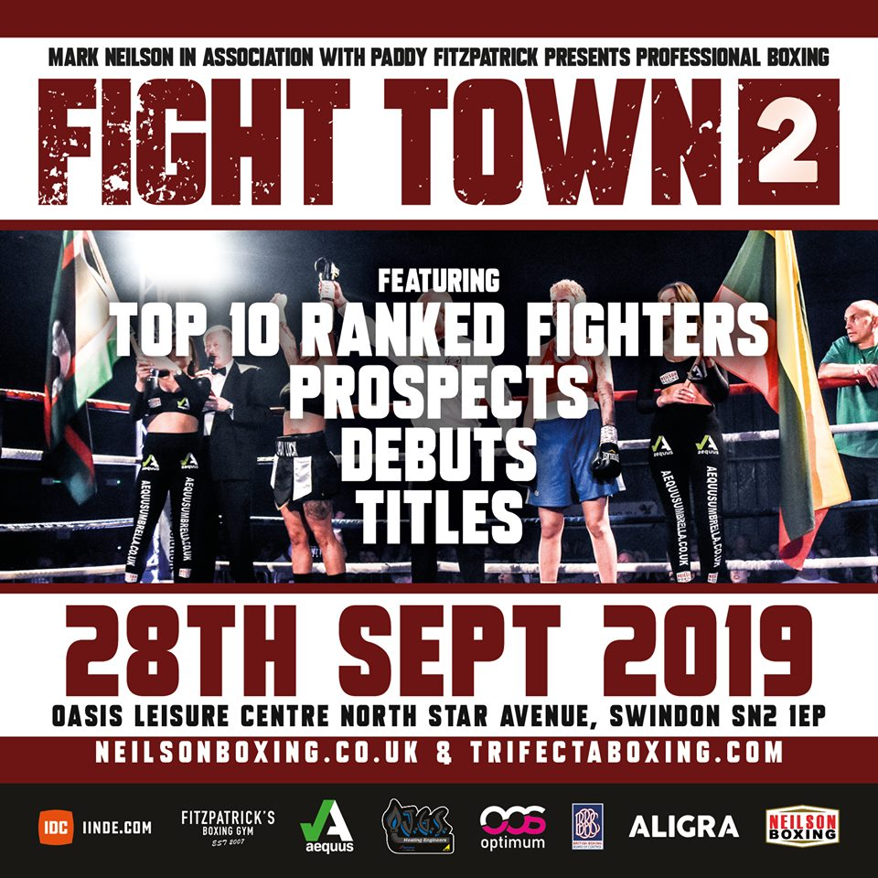 Fight Town 2 Poster